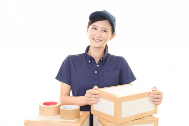 「商品梱包バイト」の仕事内容と満足度