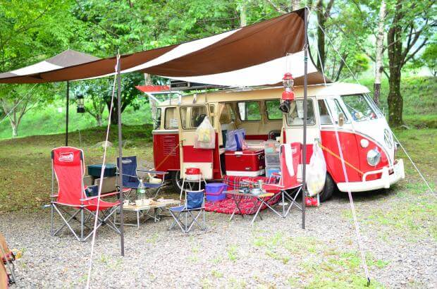 【初心者の快適キャンプ】テント選びのコツ&意外に役立つ優秀グッズはこれだ!