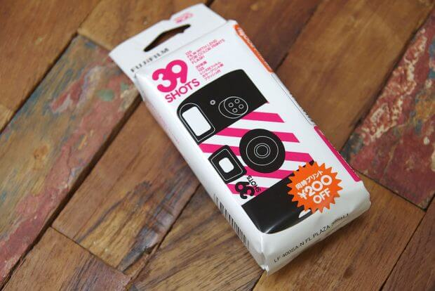 インスタントカメラ4