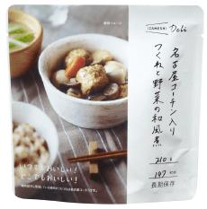 名古屋コーチン入りつくねと野菜の和風煮