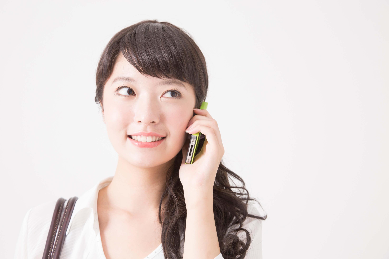 知っている番号がフリーダイヤルの場合、アルバイト応募の電話で使用していいの?