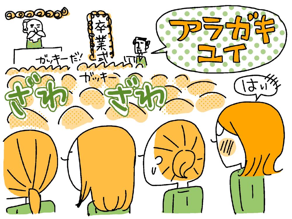 【卒業式あるある ~高校編~】卒アル黒歴史は鉄板ネタ!?