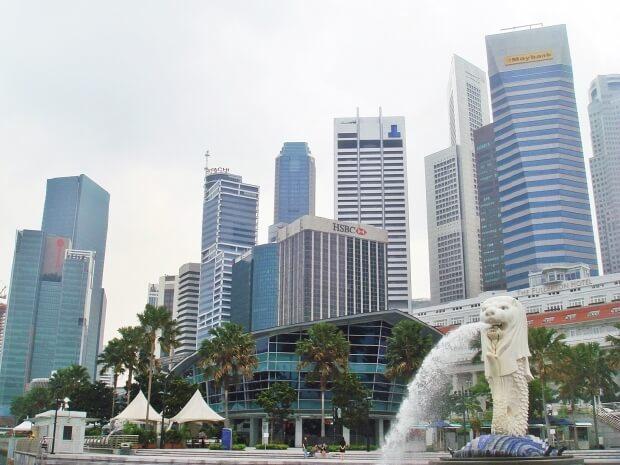 就職前に行きたい国_シンガポール
