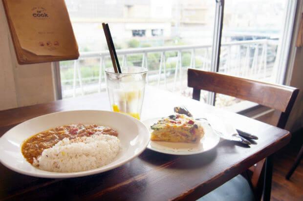 駒込Cafe&Deli COOK_23