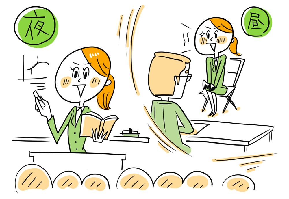 就活の忙しい時期、どうしてる?バイトと両立するための秘訣