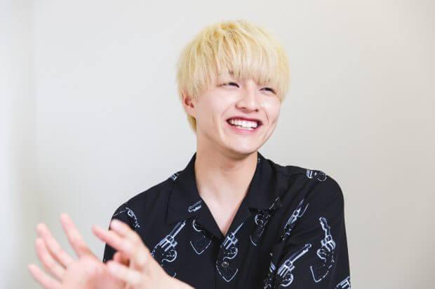 フロムエーしよ!! 俳優・小南光司さんインタビュー 「たくさんのバイト経験が今に役立っていること」