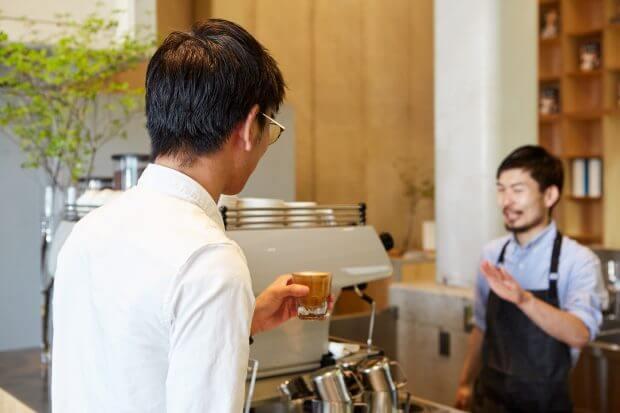 フロムエーしよ!! 22歳の明大生バリスタ×ブルーボトルコーヒーのバリスタ・トレーナー! 【夢の懸け橋企画 ~学生さんの願い叶えます!~】