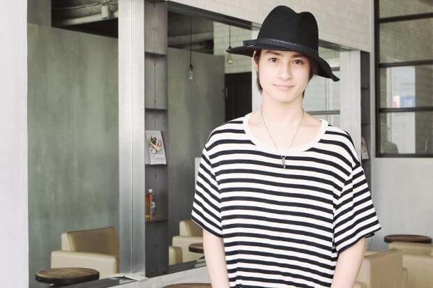 美容師・金内柊真さんインタビュー「自分にしかできない何かを仕事にしたい」