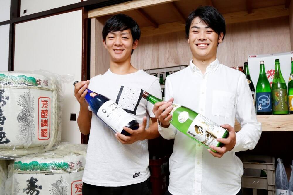 日本酒をもっと好きになってほしい! 千葉の幼馴染2人が大学在学中に立ち上げた「SakeBase」に込めた思い