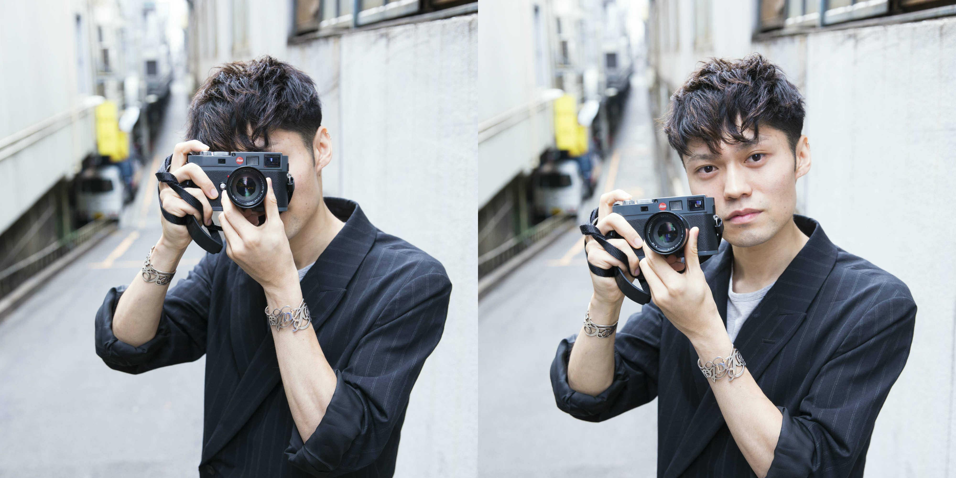 【憧れシゴト図鑑】SKY-HIの魅力を引き出しシャッターを切る 新進気鋭のカメラマン・畑 聡さんインタビュー