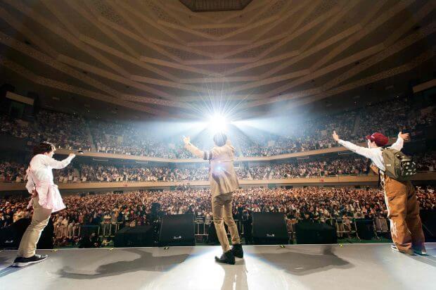畑聡 SKY-HI go!go!vanillas Miracle Vell Magic カメラマン ライブ 憧れシゴト図鑑 アパレル バイト パート フロムエーしよ