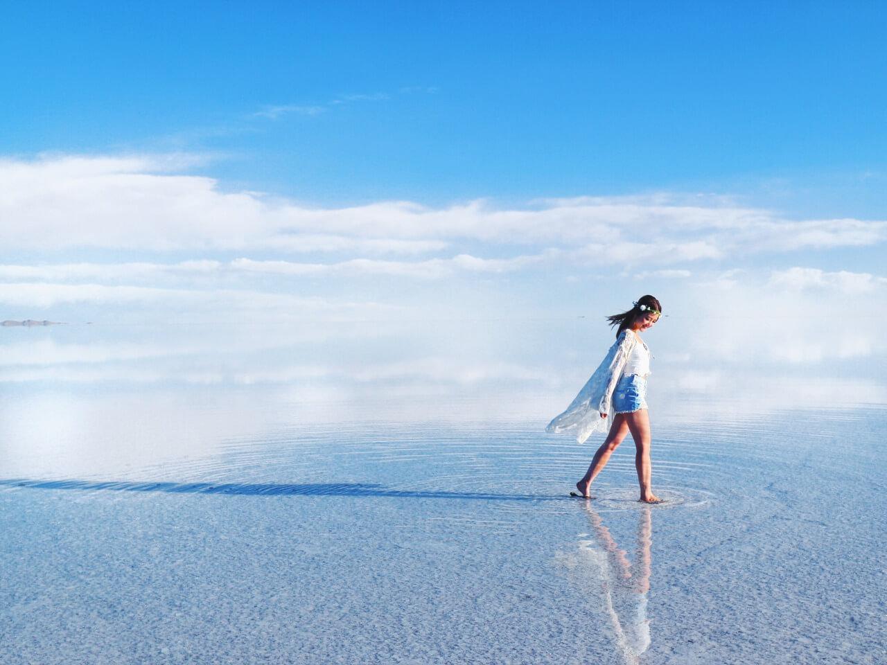 """プロトラベラー・aiaiさんに聞く、最高の美景が見られる旅先の見つけ方「""""キュンキュン""""した景色を見つけたら、直感を信じて旅します」"""