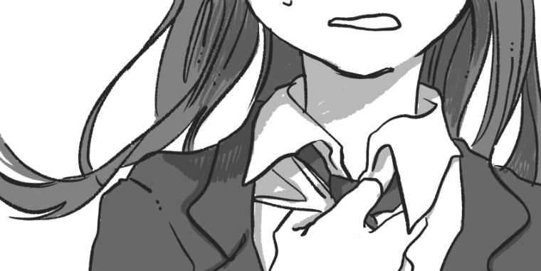 【漫画】モヤモヤ女子の心の整理~ココロノート~ 第7話:『出会い』/いい女.bot、オリタケイ