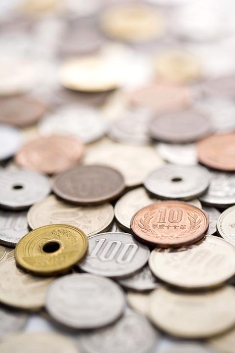 小銭の画像