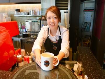 TULLY'S COFFEE (A)イオンモールかほく店 (B)金沢入店江のアルバイト情報