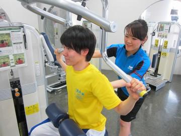 堺市立 のびやか健康館  (株)オージースポーツのアルバイト情報