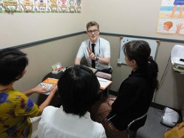 NARA日米英語学院のアルバイト情報