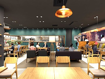 24/7 cafe apartment umeda/chano-maのアルバイト情報