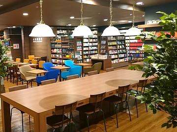 カフェ・ド・クリエ モンテメール芦屋店 (未来屋書店内)のアルバイト情報