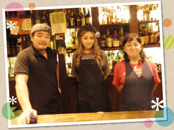 dining&bar 【G.G.C(ジージーシー)】のアルバイト情報