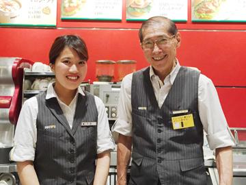 ドトールコーヒー アートヴィレッジ大崎セントラルタワー店のアルバイト情報