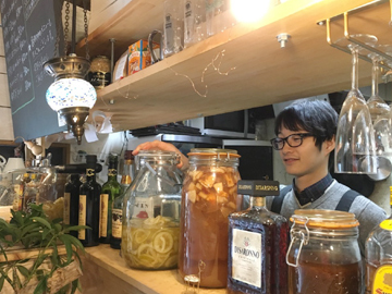 cafe&deli cookのアルバイト情報