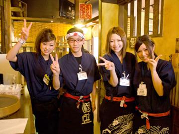昭和食堂 (1)鳴海店 (2)篭山店のアルバイト情報