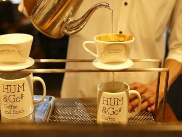 (A)キングストングリル(B)(C)(D)HUM & Go Coffee and Stockのアルバイト情報