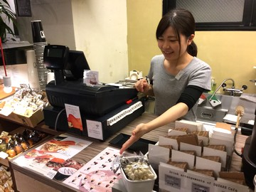 トーキョーピザ株式会社/SQUARE Cafeのアルバイト情報