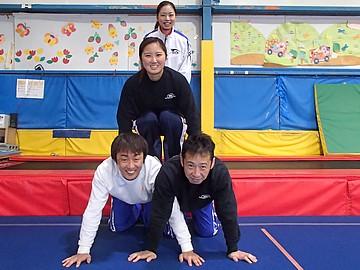 マック体操クラブ 7教室同時募集のアルバイト情報