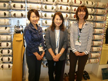B-Three<ビースリー> ゆめタウン博多店 (2356036)のアルバイト情報