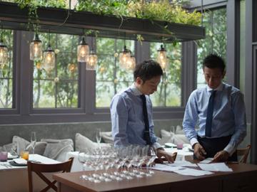 レストラン フェ メゾンのアルバイト情報