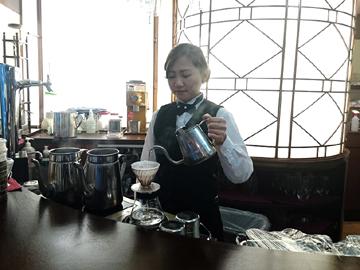 カフェ・ラ・ミル 大阪ガーデンシティ店のアルバイト情報