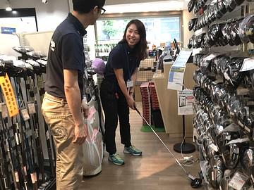 ゴルフガレージ 合同募集のアルバイト情報