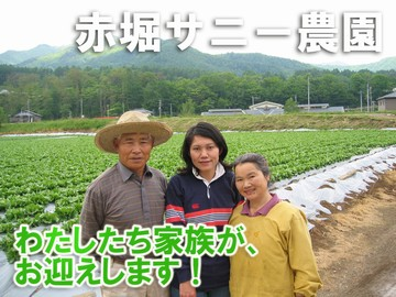 赤堀サニー農園 のアルバイト情報