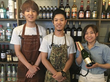 TRATTORIA77Bar&Grillのアルバイト情報