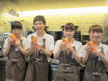 サンマルクカフェ 山口エリア3店舗合同募集のアルバイト情報