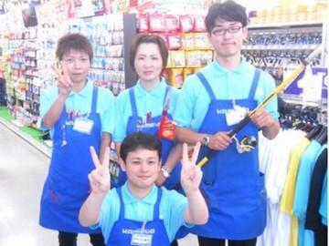 かめや釣具☆4店舗同時募集☆のアルバイト情報