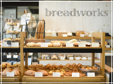 breadworks(ブレッドワークス) 天王洲アイル店のアルバイト情報