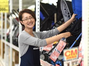 (株)西松屋チェーン 旭川旭神店のアルバイト情報