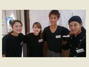 (株)海翔【海鮮ダイニング】7店舗合同募集のアルバイト情報