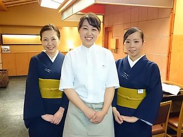 銀座 天一 京都伊勢丹店のアルバイト情報