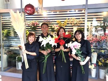 お花屋さん 昇莉夢(しりむ)高島平店/株式会社すずき商事のアルバイト情報