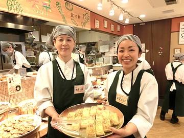 健康咲かせる手づくり惣菜 咲菜(さかな) JR桃谷駅店のアルバイト情報
