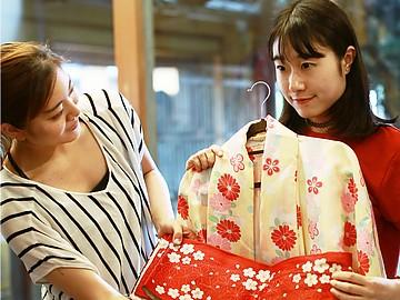 【京都着物レンタル】京越☆5店舗同時募集のアルバイト情報