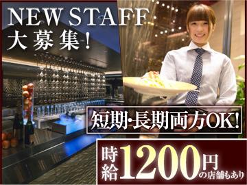 美食米門・MAIMON・NIKKO KANAYA HOTEL CRAFT GRILL、他合同のアルバイト情報
