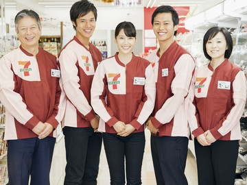 セブンイレブン 熊本新町3丁目店のアルバイト情報
