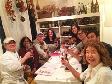 ワインとイタリア料理 風の家のアルバイト情報