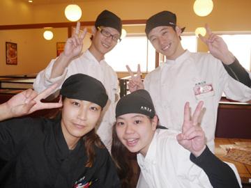 大阪王将 高石店のアルバイト情報