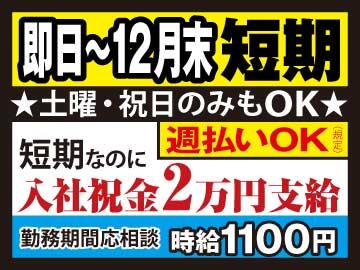 丸徳産業(株) 稲沢事業所のアルバイト情報